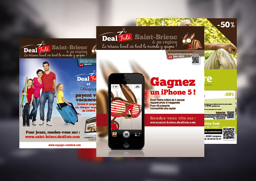 Magazine Deal Futé